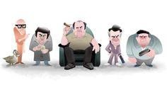 Mafia, Dexter Seasons, Tony Soprano, Best Tv Shows, Gabriel, Movie Tv, Addiction, Family Guy, Wedges