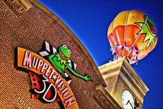 Muppet Vision 3D - Hollywood Studios  (by Samantha Decker)