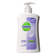 Dettol Sensitive Hand Wash Buy Online at Best Price in India: BigChemist.com