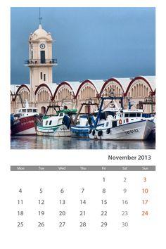 Noviembre #gandia #puerto