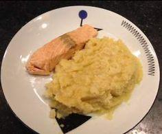 Rezept Lachs mit Selleriepüree von isabella61 - Rezept der Kategorie Hauptgerichte mit Fisch & Meeresfrüchten