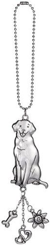 "#Car #Charm By #Ganz - #Dog Approximately 3"" long - 6"" with chain Made of zinc alloy Hangs from your rear view mirror https://automotive.boutiquecloset.com/product/car-charm-by-ganz-dog/"