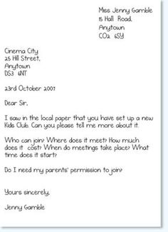 formal letter writing tips on writing an incredible formal letter
