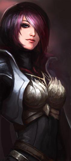Fiora - League of Legends