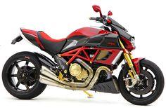 Ducati Diavel DVC #4 by Moto Corse