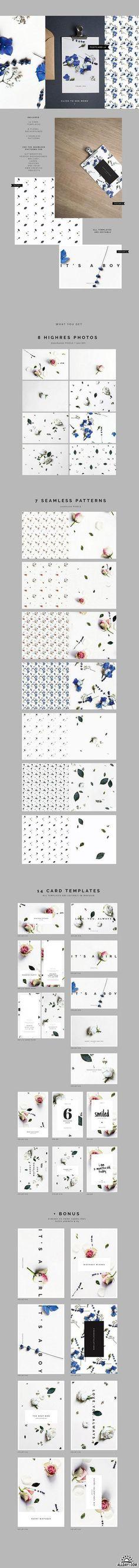 CM - Floral Graphic Pack + bonus files 1802733