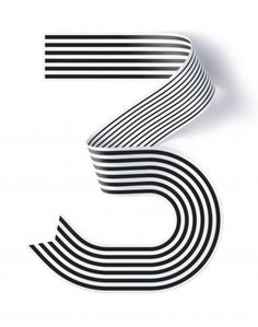 Check this out on leManoosh.com: #Alphabet #Bent over #Graphic design #Number #Parametric #Sawdust