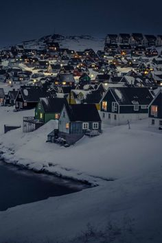 Mosquito Valley, Nuuk - Greenland - By: (Northbound)