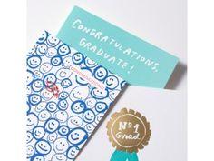 Egg Press Graduation Cards