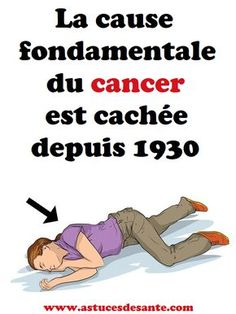 La cause fondamentale du cancer est cachée depuis 1930 Herbal Remedies, Natural Remedies, Bullshit Quotes, Health And Nutrition, Health Fitness, National Health Insurance, Sante Bio, Social Well Being, Health Education
