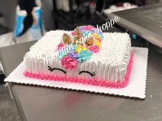 New Birthday Cake Unicorn Baby Shower Ideas New Birthday Cake, Unicorn Birthday Parties, Birthday Cupcakes, Unicorn Party, Birthday Ideas, Wedding Cakes With Cupcakes, Fun Cupcakes, Party Cakes, Cupcake Cakes
