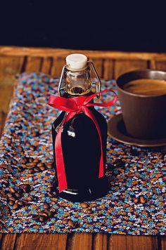 Syrop kawowy