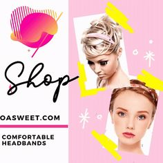 FINALLY A COMFORTABLE HEADBAND!  OA Sweet Headbands are uniquely designed to eliminate the pressure from behind the ears for a very comfortable fit! COMFORT & STYLE FOLDABLE INTERCHANGEABLE DESIGNS ONE BASE ~ ENDLESS LOOKS! www.oasweet.com  #oasweetbands #lookatthis #hairfashion #fashion #hairaccessory #hairstyling #beautybloggers #hairstyle Handbag Accessories, Fashion Accessories, Comfort Style, Hair Accessory, Comfortable Fashion, Cute Hairstyles, Headbands, Ears, That Look