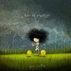 Puro Pelo - buenos dias!!!!