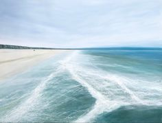 This painting by Jane Skingley was a commission. Oil on canvas, 100x120cm Manhattan Beach California, Still Life, Oil On Canvas, Landscapes, Waves, Painting, Outdoor, Paisajes, Outdoors
