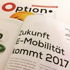 Die Zukunft der Elektromobilität kommt 2017. Bundesverband Elektromobilität Österreich. BEÖ. Alternative, Future