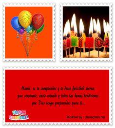 """15 Insertos personalizada de su elección /""""Cumpleaños Verso Insertos"""