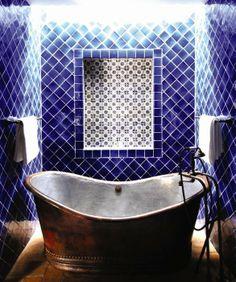 World's Most Amazing Hotel Bathrooms - Capri, Italy - mom.me