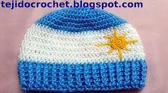 Gorro-argentino-en-tejido-crochet-tutorial-paso-a-paso-para-brazil-2014