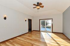 Master Bedroom - Custom Rambler in Rogers, MN by JPC Custom Homes, Inc