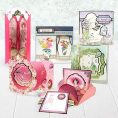 Eastern Treasures - Luxury Card Collection | Hunkydory Crafts