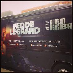 #roadtoultra #day #feddelegrand #flg #longwayfromehome #lwfh #ultra #umf #ultramusicfestival #sultannedshepard #bus #tourbus #tour #road #highway #fun #music #edm #housenation #electronicdancemusic