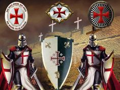 nnDnn Latin: Pauperes commilitones Christi Templique Salomonici), commonly known as the Knights Templar, the Order of the Temple (French: Ordre du Temple or Templiers) or simply as Templar Knights Hospitaller, Knights Templar, Templar Knight Tattoo, Knight Orders, Christian Soldiers, Silver Knight, Crusader Knight, Christian Warrior, Armadura Medieval