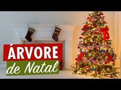 42 Modelos de Árvore de Natal para Inspirar a sua Decoração