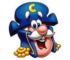 Captain Crunch = best cereal ever. They might as well stop trying.