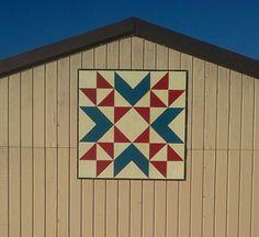 My new barn quilt!