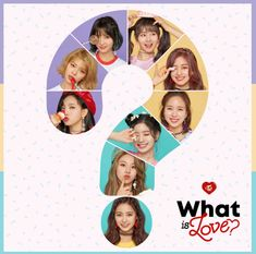 """TWICE Excels On Global iTunes Charts With New Album And Title Track """"What Is Love?"""" People are loving TWICE's newly released songs! The girl group recently made a comeback on April 9 at 6 p. with their fifth mini album """"What Is Love? Nayeon, K Pop, Twice Album, Pop Albums, Mini Albums, Extended Play, Shy Shy Shy, Arirang Tv, Twice Songs"""
