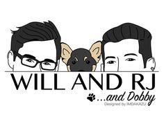 Will&RJ w/ Dobby