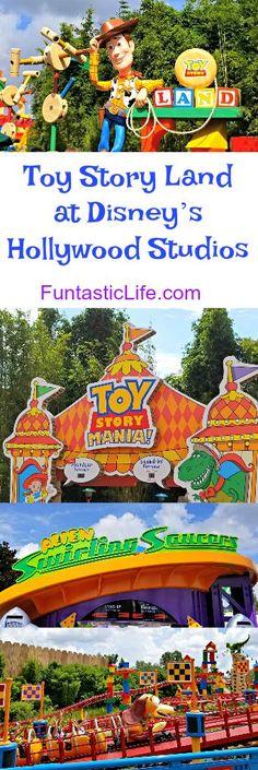 Enjoy Toy Story Land