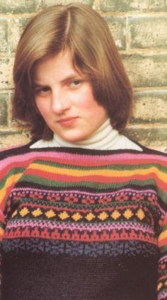 Princess Diana — Princess Diana childhood - teenage years gallery
