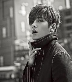 Ji Chang Wook plays lead in tvN's upcoming drama, along Girl's Generations Yoona. Park Hae Jin, Park Seo Joon, Korean Star, Korean Men, Asian Actors, Korean Actors, Korean Dramas, Ji Chang Wook Healer, Saranghae
