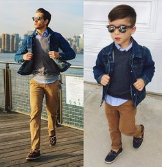 Adorable 4-Year-Old Boy Shows Off His Flawless Style