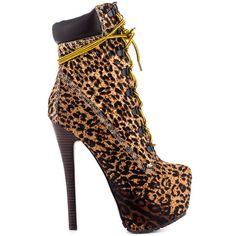 ZiGi Girl Leopard Boots                                                                                                                               ᖽ•Ꮰ੬ℕട❜̋ᗷѳꂷɬίǪṳ̈ℯ•ᖾ
