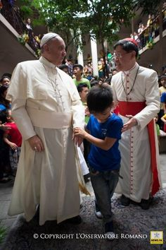 Ana StPaul posted an update in the group Group logo of Catholic NEWS DESKCatholic NEWS DESK right now Pope Francis meets rescued street children in surprise visit Site-Wide Activity | Awestruck.tvSite-Wide Activity | Awestruck.tv