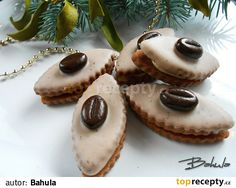 White Chocolate Recipes, White Chocolate Mousse, Melting Chocolate, Czech Recipes, Shortcrust Pastry, Mocca, Arabic Food, Christmas Baking, Christmas Cookies