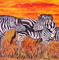 african wildlife art,african,art,prints,paintings,safaris,gifts ...
