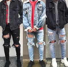 Likes, 25 Comments - 🔥StreetWear Tomboy Fashion, Dope Fashion, Streetwear Fashion, Urban Fashion, Mens Fashion, Fashion Outfits, Stylish Mens Outfits, Cool Outfits, Casual Outfits