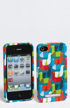 Jonathan Adler 'Bird' iPhone 4 & 4S | http://phonereview825.blogspot.com