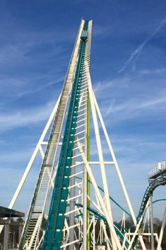 Carowinds' 'Fury 325' Roller Coaster Is Taller Than The Statue Of Liberty Haven't been to Carowinds since like, 1988.  Wouldn't mind going back...