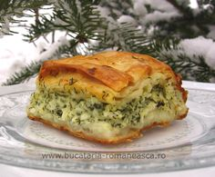 Placinta cu branza si marar Romanian Desserts, Romanian Food, Fall Dishes, Mouth Watering Food, Soul Food, Food To Make, Easy Meals, Dessert Recipes, Cooking Recipes