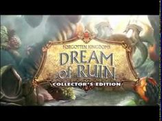 Download: https://www.facebook.com/gameaboutprincessselene Forgotten Kingdoms: Dream of Ruin Collector's Edition PC Game, Hidden Object Games. Uncover the source of Princess Selene's terrible dreams! Princess Selene's vivid dreams warn that her marriage foretells disaster - but only you can break the magical spell threatening both your lives! Download Forgotten Kingdoms: Dream of Ruin Collector's Edition Game for PC for free!