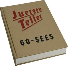 Image result for juergen teller photo book