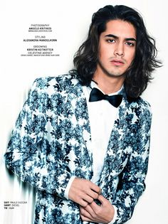 Avan Jogia (Twisted)