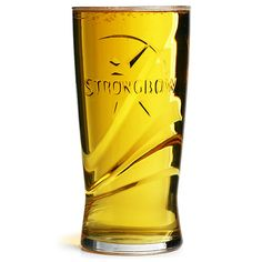 personalised beer glass for father's day