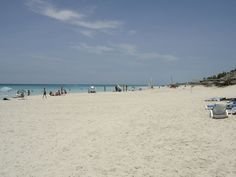 A Cuban paradise Enjoy the paradise of Cuba, especially Varadero beach and get a discount to stay with airbnb. click the link: Varadero Cuba, Cuba Travel, Cuban, Paradise, Island, Link, Beach, Water, Outdoor