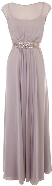 Lori Lee Maxi Dress - Lyst Mother of the bride Beautiful Gowns, Beautiful Outfits, Cute Outfits, Modest Dresses, Bridesmaid Dresses, Prom Dresses, Dress Me Up, I Dress, Glamour